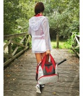 WOMEN TOTE TENNIS BAG VINTAGE TENNIS BAGS CE IDAWEN - Woman and