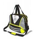 SPORT BAG GEOTULIP WHITE GYM BAGS - Moda Athleisure
