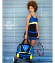 WOMEN PADDLE BAG GEOMETRIC - PADDLE BAGS - IDAWEN fashion