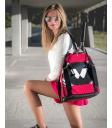 YOGA BACKPACK ROSE TENNIS BAGS - Moda Athleisure