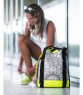 SPORTS BAG MANDALA PRINT GYM BAGS CE IDAWEN - Woman and Fashion