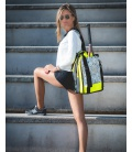 TENNIS BACKPACK MANDALA PRINT TENNIS BAGS CE IDAWEN - Woman and