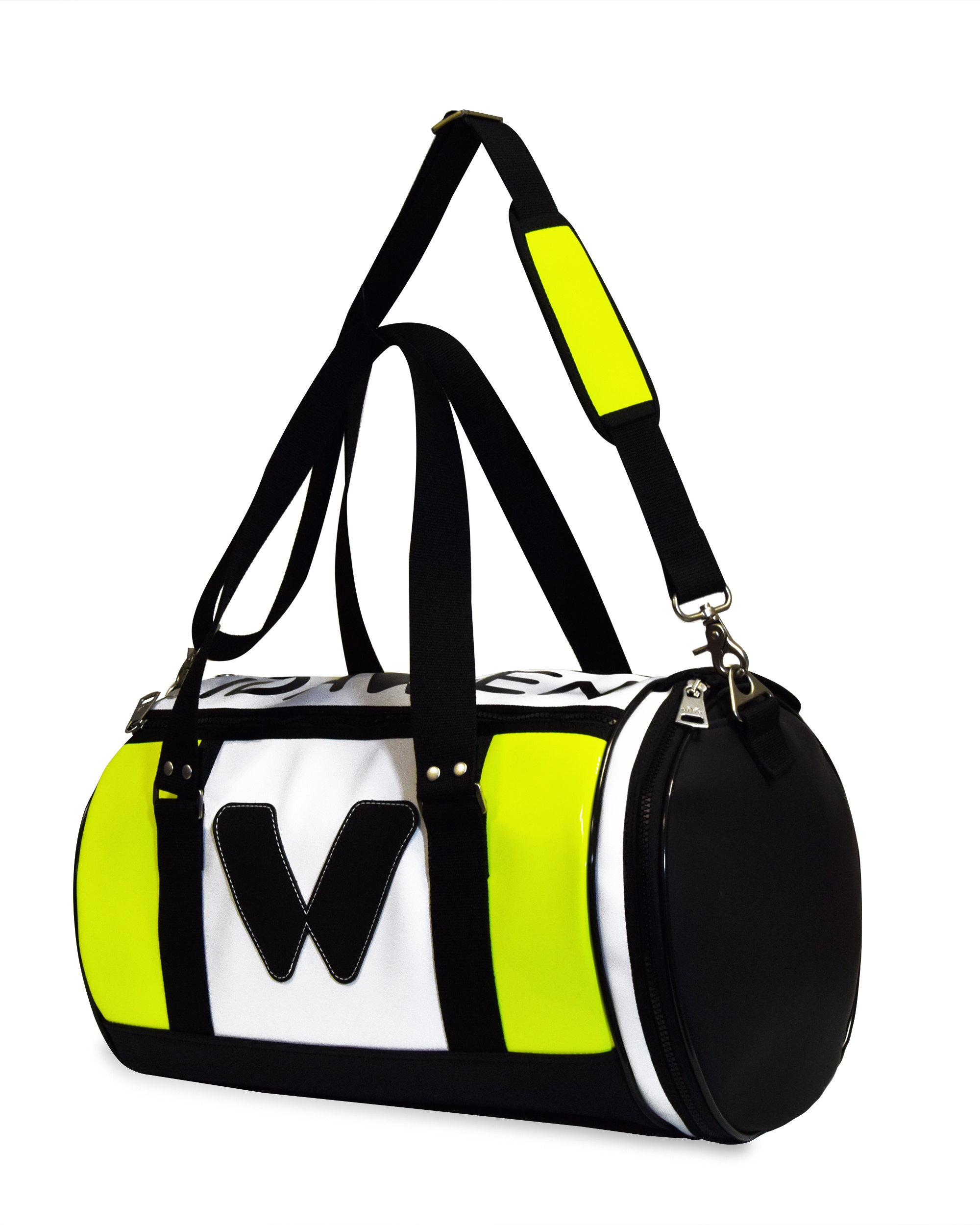 Duffle Sport Bag Neon Gym Bags Ce Idawen Woman And Fashion
