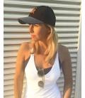 AWEN CAP BLACK CAPS CE IDAWEN - Woman and Fashion