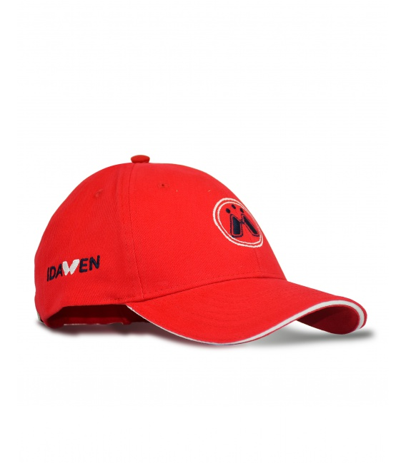 AWEN CAP RED CAPS - Moda Athleisure