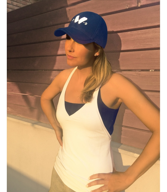 IDAWEN - GORRA GOLF 29 BLUE - GORRAS - Deporte y Moda