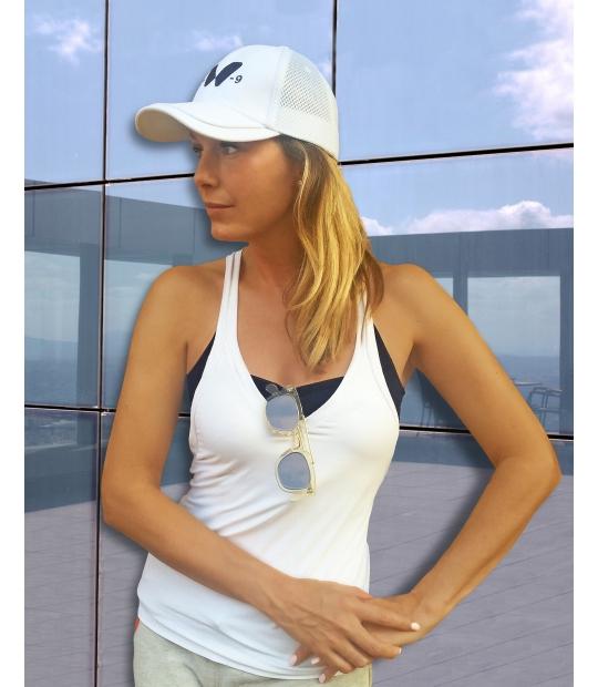 IDAWEN - GORRA GOLF 29 WHITE - GORRAS - Deporte y Moda