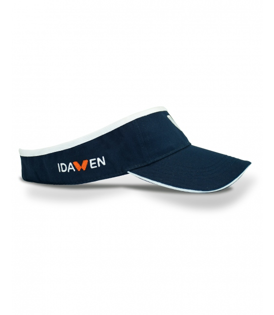 IDAWEN VISORS NAVY CAPS CE IDAWEN - Woman and Fashion