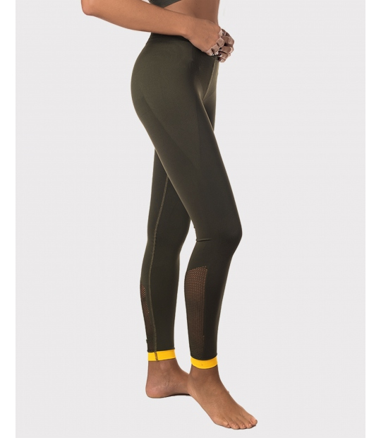 LEGGING SEAMLESS CAZA - LEGGINGS - IDAWEN fashion Athleisure