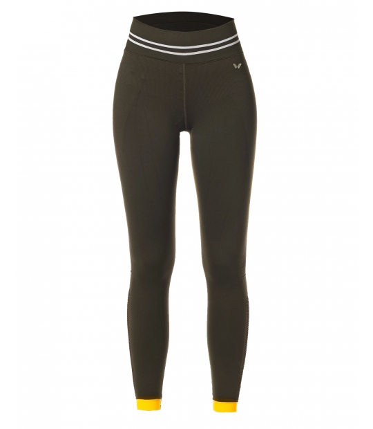 LEGGINGS SEAMLESS ATHLEISURE VERDE CAZA
