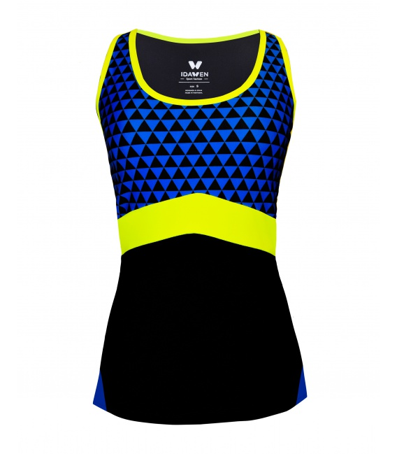 sport t-shirt TOP KLEIN SPORTS BRAS AND TOPS CE IDAWEN - Woman