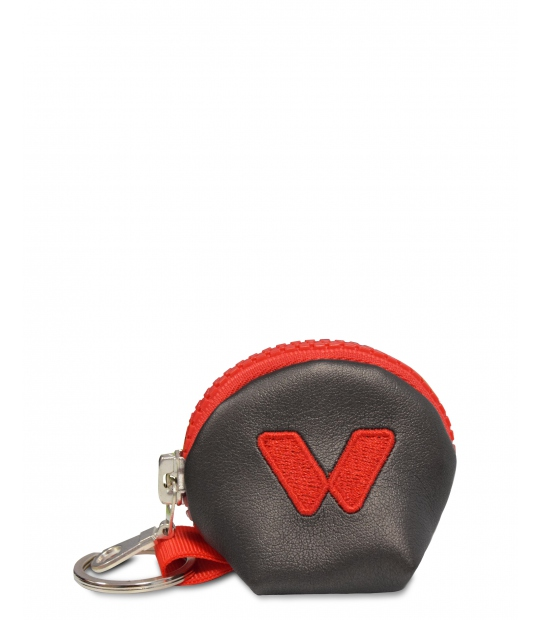 PURSE KEYRING IDAWEN RED
