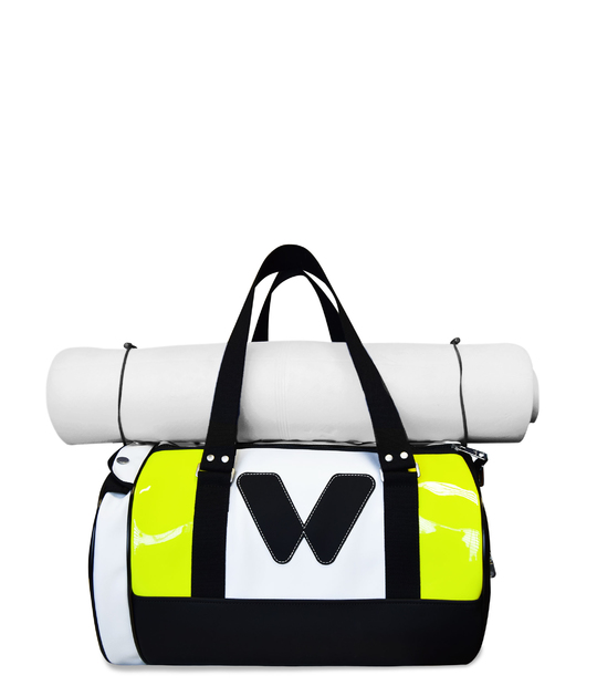 YOGA BAG UNISEX NEON YOGA BAGS CE IDAWEN - Woman and Fashion