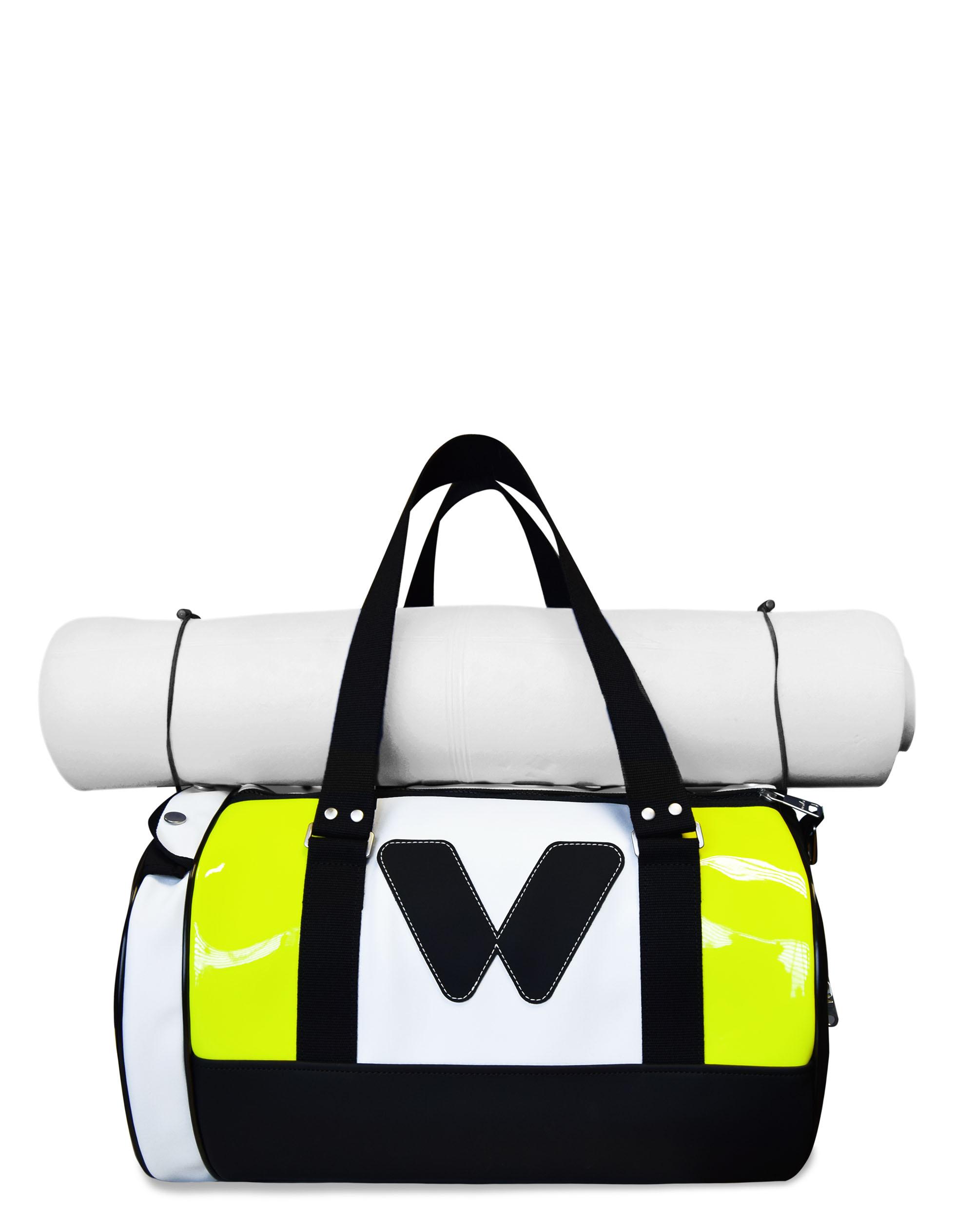 6ebfc5fa8caf YOGA BAG UNISEX NEON Yoga bag. Take your yoga or pilates mat in