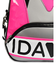 WOMEN TENNIS BAG PINK FLUORINE - SPORTBAGS - IDAWEN fashion