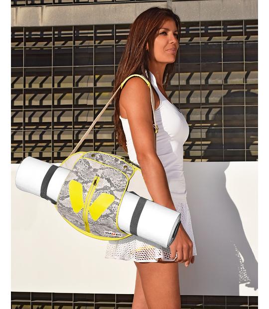YOGA BAG ANIMAL PRINT - YOGA BAGS fashion Athleisure