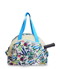 POPTENNIS BAG FLORAL PRINT - PADDLE BAGS fashion Athleisure