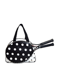 WOMEN TENNIS BAG POLKA DOTS TENNIS BAGS CE IDAWEN - Woman and