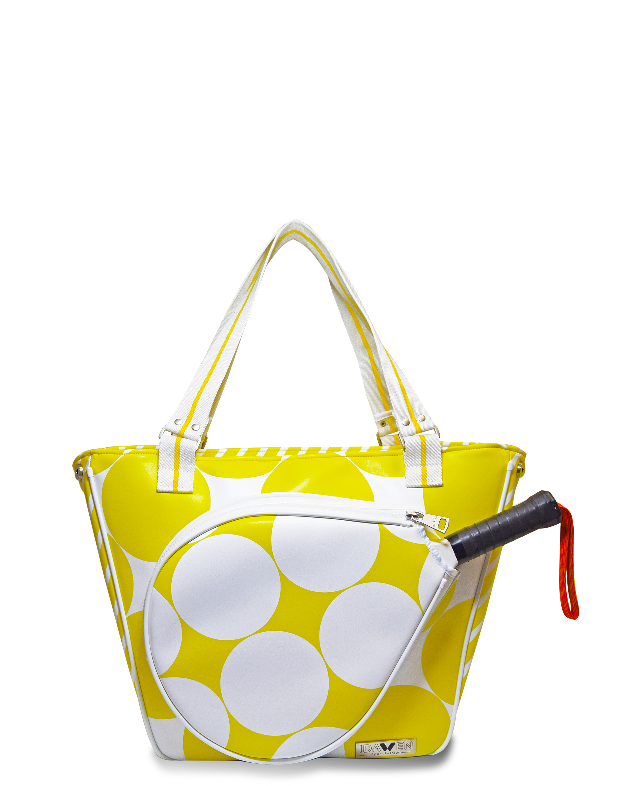 TOTE PADEL YELLOW BAG PADDLE BAGS CE IDAWEN - Woman and Fashion