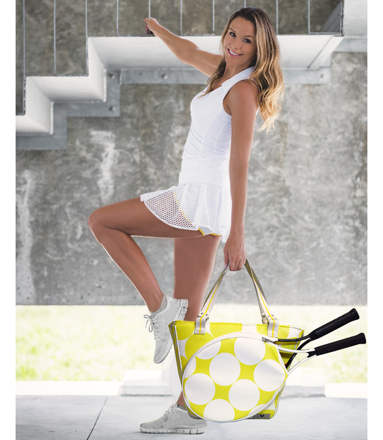 TOTE PADEL BAG TENNIS BAGS CE IDAWEN - Woman and Fashion