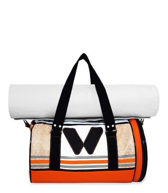 YOGA MAT BAG ORANGE