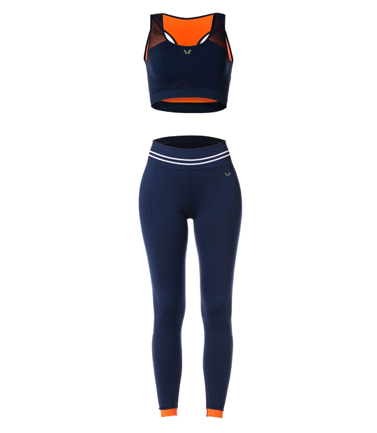 YOGA OUTFIT NO SEAMS SPORTWEAR CE IDAWEN - Woman and Fashion