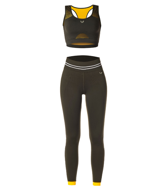 PILATES OUTFIT NO SEAMS