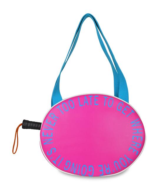 PADEL BAG PINK PADDLE BAGS CE IDAWEN - Woman and Fashion