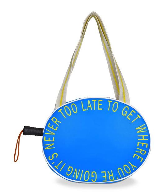 PADEL BAG BLUE PADDLE BAGS CE IDAWEN - Woman and Fashion