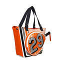 TOTE PADEL ORANGE BAG PADDLE BAGS CE IDAWEN - Woman and Fashion