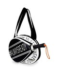 PADEL BAG BLACK AND WHITE PADDLE BAGS CE IDAWEN - Woman and