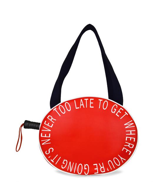 PADEL BAG RED PADDLE BAGS CE IDAWEN - Woman and Fashion