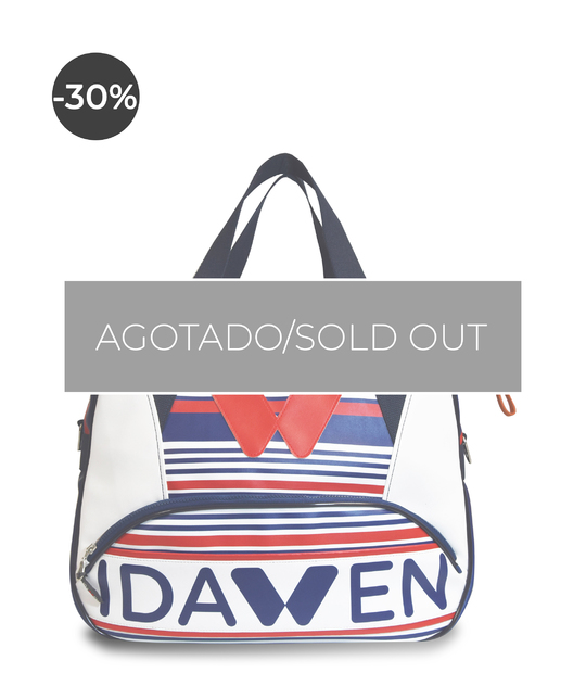 SPORTS BAG BOUZA IDAWEN NAVY - Idawen - Athleisure - Fashion