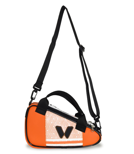 SPORTY HANDBAG ORANGE HANDBAGS CE IDAWEN - Woman and Fashion