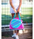WOMEN PADEL BAG PINK PADDLE BAGS CE IDAWEN - Woman and Fashion