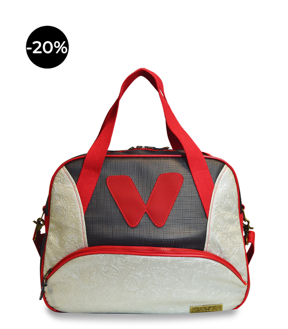 WOMEN SPORTS BAG VINTAGE STYLE