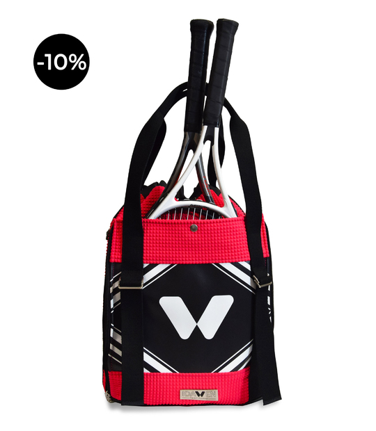 TENNIS BACKPACK WOMEN SCUBA PINK