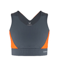 SPORT TOP GREY SPORTS BRAS AND TOPS CE IDAWEN - Woman and
