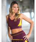 SPORT BRA FOR WOMAN SPORTS BRAS AND TOPS CE IDAWEN - Woman and