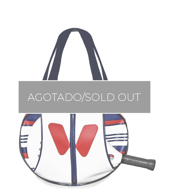 POP TENNIS BAG NAVY