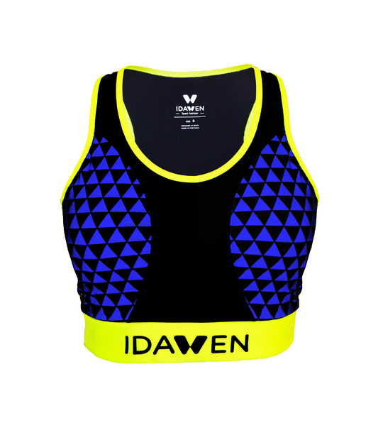 SPORTS BRA KLEIN SPORTS BRAS AND TOPS CE IDAWEN - Woman and