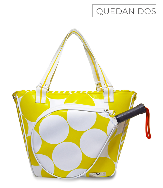 TOTE PADEL YELLOW BAG