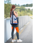WOMEN YO BACKPACK IDAWEN HOUNDSTOOTH PRINT