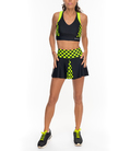 TENNIS SKIRT FOR WOMAN, IDAWEN RSQUARED