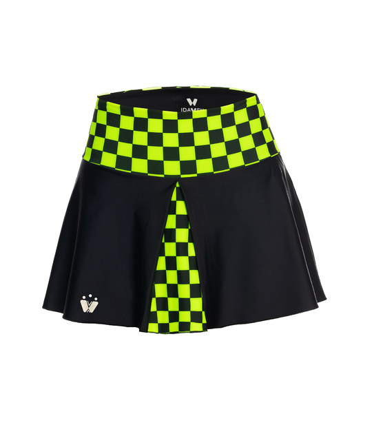 TENNIS SKIRT FOR WOMAN IDAWEN GRANDPRIX