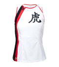 SLEEVELESS WHITE T-SHIRT JAPAN COLLECTION