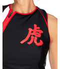 SLEEVELESS BLACK T-SHIRT JAPAN COLLECTION