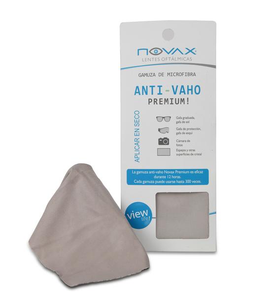 NOVAX - Suede Microfibre Anti-mist Premium