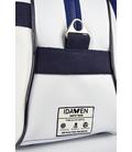CUSTOMIZABLE BLUE-ORANGE TENNIS BAG