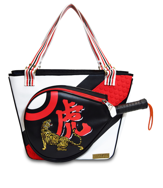 LUXE PADDLE TOTE BAG
